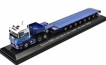 Atlas 1:76 Scania R560 Low Cab & Loader Lily Jean RV23