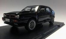 Auto Vintage De Luxe Collectie 1:24 Lancia Delta 20i HP zwar