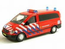 Bburago 1:50 Mercedes Vito brandweer Nederland NL