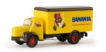 Brekina Berliet GLR 8 Banania ( F ) vrachtwagen