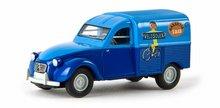Brekina Citroen 2CV Velosolex (F) bestelauto blauw