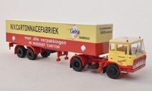 Brekina Daf FT 2600 Koffer-SZ van Reenen NL