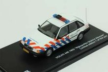 Triple9 Collection 1:43 Volvo 440 rijkspolitie Alkmaar