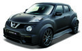 Bburago 1:43 Nissan Juke R matt zwart