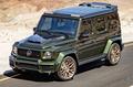 GT Spirit 1:18 BRABUS 700 WIDESTAR Designo Olive metallic. Verwacht mei 2020