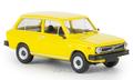 Brekina 1:87 Volvo 66 Kombi licht geel 1975